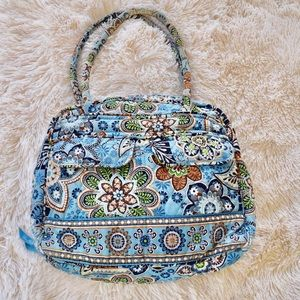 Vera Bradley bag Bali Blue Purse